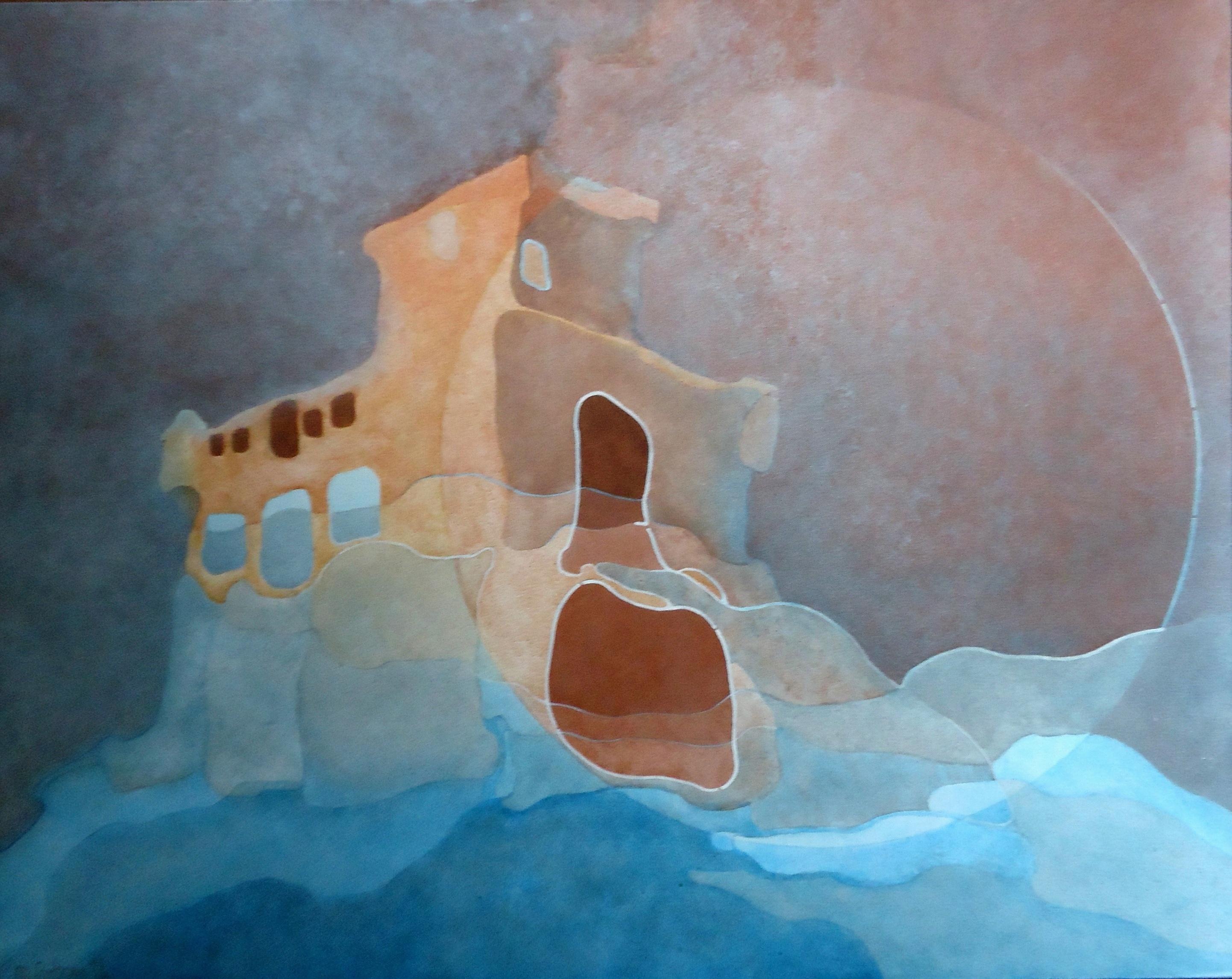 Il castello e il mare Rapallo