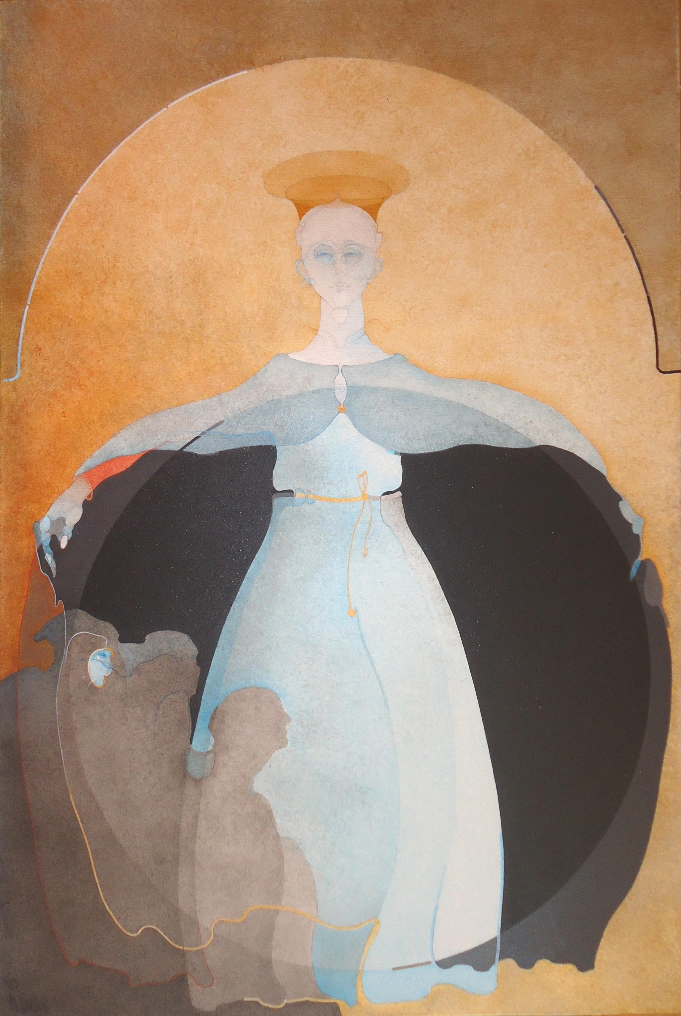 Piero della Francesca - Madonna della Misericordia